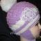 Купить шапка детская, Шапочки, шарфики, Одежда для девочек, Работы для детей ручной работы. Мастер Елена Смирнова (CElena) .