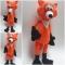Купить лис, Куклы и игрушки ручной работы. Мастер Светлана Тирских (svetik01) . игрушка лиса