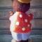 Купить Интерьерная игрушка из шерсти Мишель Потапыч, Войлочные, Коллекционные куклы, Куклы и игрушки ручной работы. Мастер irma  (irmatan) . игрушка из шерсти