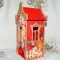 Купить Чайный домик Красный, Кухонная утварь, Кухня, Для дома и интерьера ручной работы. Мастер Инна Лебединская (InnaLe) . новогодний подарок