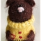 Купить Медвежонок Потапка, Мишки, Зверята, Куклы и игрушки ручной работы. Мастер Ирина Ковенкова (hrumtic) .