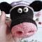 Купить Кабанчик, Другие животные, Зверята, Куклы и игрушки ручной работы. Мастер Аня Филиппова (malyavchik-m) . съемная одежда