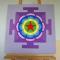 Купить Янтра Защиты и долголетия Маха Мритьюнджая, Символизм, Картины и панно ручной работы. Мастер Александр Сабинин (Artend) . картина