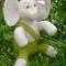 Купить Слоненок, Слоники, Зверята, Куклы и игрушки ручной работы. Мастер   (Katerinka) . слон