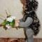 Купить Кукла Тедди-долл Ёжик, Смешанная техника, Коллекционные куклы, Куклы и игрушки ручной работы. Мастер Наталия Дмитриева (Simona) .