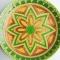 Купить Тарелка декоративная керамическая на стену (на подставке), Для дома и интерьера ручной работы. Мастер Елена Сармина (Latika108) . настенная тарелка