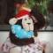 Купить Катрин, Зверята, Куклы и игрушки ручной работы. Мастер Ольга Кожухова (Gavrucha) . лен