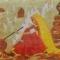 Купить Набор для вышивания Хозяюшка, Промышленные, Наборы для вышивания, Вышивка ручной работы. Мастер Анастасия Федотова (yanifertiti) . мулине