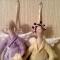Купить Банно-ванные ангелочки, Куклы и игрушки ручной работы. Мастер Татьяна Ливанская (bestans) . бязь