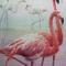 Купить Фламинго, Животные, Картины и панно ручной работы. Мастер Татьяна  (Gatita) .