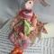 Купить Клоуны-музыканты, Зайцы, Зверята, Куклы и игрушки ручной работы. Мастер Ирина Бадюкова (Irinabdk) . украшение интерьера