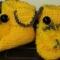 Купить Пинетки собачки, Детская обувь, Работы для детей ручной работы. Мастер Светлана Сальникова (SWETLANKA) . пинетки вязаные
