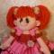 Купить кукла Принцесска Карамелька, Вязаные, Человечки, Куклы и игрушки ручной работы. Мастер Наталья  (nnattalli) . мягкая игрушка