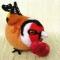 Купить Синица в руке, Птицы, Зверята, Куклы и игрушки ручной работы. Мастер   (KotoFeya) . необычный подарок
