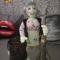 Купить Бабусичка-Ягусичка, Текстильные, Коллекционные куклы, Куклы и игрушки ручной работы. Мастер Юлия Юлия (Anya-Tanya) .
