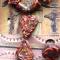 Купить Африканские мотивы, Полимерная глина, Комплекты украшений, Украшения ручной работы. Мастер Инесса Пасюгина (Iness) . бронзовая фурнитура