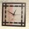 Купить Часы настенные Сакура в японском стиле, Настенные, Часы для дома, Для дома и интерьера ручной работы. Мастер Светлана Тавлесан (Tavlesan) . часы настенные авторские