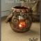 Купить  Подсвечник Мышкин домик, Подсвечники, Для дома и интерьера ручной работы. Мастер Юля Петрова (Juliett) .