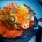 Купить Брошь апельсиновый сад, Кожаные, Броши, Украшения ручной работы. Мастер Елена Симонова (makelen) .