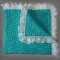 Купить Плед детский Мятный бриз, Вязаные, Пледы и одеяла, Работы для детей ручной работы. Мастер Катерина ЭкоБусы  (Art-lines) . ажурный плед