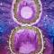 Купить Кукла-шкатулка Цветочный эльф, Персональные подарки, Подарки к праздникам ручной работы. Мастер Врокна Мария (made18) . фатин