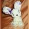 Купить Малышка зайка Сью, Зайцы, Зверята, Куклы и игрушки ручной работы. Мастер Ольга Колдомаева (4lapka) . зайка