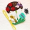 Купить Гриб-шнуровка, Развивающие игрушки, Куклы и игрушки ручной работы. Мастер Юлия Дорофеева (Iulia-tasia) . развитие мелкой моторики