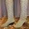 Купить Вязаные сапожки, Летняя обувь, Обувь ручной работы. Мастер Надежда Зыбина (89293221436) . удобно