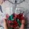 Купить Стеклянная кружечка с маками, Кружки и чашки, Посуда ручной работы. Мастер Анна Мотева (Dgokonda) . цветы