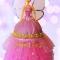 Купить Кукла-шкатулка Цветочный эльф, Персональные подарки, Подарки к праздникам ручной работы. Мастер Врокна Мария (made18) . акриловые стразы