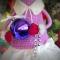 Купить Новогодняя фея, Новогодние елки, Новый год, Подарки к праздникам ручной работы. Мастер Ольга Кожухова (Gavrucha) .