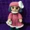 Купить Кукла Даша, Вязаные, Человечки, Куклы и игрушки ручной работы. Мастер Елена Гвозденко (Tzotz) .