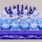 Купить Шахматы расписные, Настольные игры, Сувениры и подарки ручной работы. Мастер Анна Обрезкова (Masterskaya) . шахматы