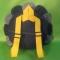 Купить Рюкзак - солнышко, Рюкзаки, Сумки и аксессуары ручной работы. Мастер Фантазия Джинсовая (jeansfantasy) .
