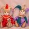 Купить Арлекин в сиреневом   , Текстильные, Коллекционные куклы, Куклы и игрушки ручной работы. Мастер Светлана Сычева (Tchvetok1) .