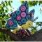 Купить Бабочка-Кокетка, Другие животные, Зверята, Куклы и игрушки ручной работы. Мастер Наталья  (nnattalli) . африканский мотив