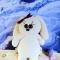 Купить Заяц, Зайцы, Зверята, Куклы и игрушки ручной работы. Мастер Аня Филиппова (malyavchik-m) . плюшевый зайчик