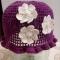 Купить шапка на девочку на весну лето, Шапки, Головные уборы, Аксессуары ручной работы. Мастер Катерина Э (Katerina85) .