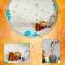 Купить Зеркало с декором Волшебный сон, Средние, Зеркала, Для дома и интерьера ручной работы. Мастер Александр  (zerkalo) . фьюзинг