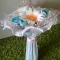 Купить Букет ромашек из гофрированной бумаги (свадебный), Букеты, Цветы и флористика ручной работы. Мастер Ирина Капуста (GreenKapusta) .