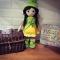 Купить Кукла в шапочке, Куклы и игрушки ручной работы. Мастер Наталья Мокрецова (NataliyaM) .