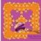 Купить Дизайнерский платок ОРХИДЕИ, Платки, Шали, палантины, Аксессуары ручной работы. Мастер Ольга Аладьева (aladieva) .