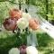 Купить Пионы, Смешанная техника, Цветы, Цветы и флористика ручной работы. Мастер Ольга Сорокина (Kupa) . пион
