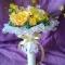 Купить Букет из гофрированной бумаги (свадебный), Букеты, Цветы и флористика ручной работы. Мастер Ирина Капуста (GreenKapusta) .