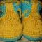 Купить Пинетки туфельки, Детская обувь, Работы для детей ручной работы. Мастер Светлана Сальникова (SWETLANKA) . пинетки
