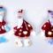 Купить новогодняя игрушка, Миниатюрные модели, Сувениры и подарки ручной работы. Мастер Ольга Лукьянец (rekikonran) .