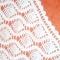 Купить  Платок ажурный вязаный крючком, Платки, Шали, палантины, Аксессуары ручной работы. Мастер Лариса Палагина (LarisaCharm) . платок