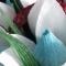 Купить Подснежники с конфетками в корзинке, Букеты из конфет, Букеты, Цветы и флористика ручной работы. Мастер Светлана Хрущёва (SvetaKN78) . подарок цветы