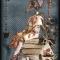 Купить крысёнок Флю, Текстильные, Коллекционные куклы, Куклы и игрушки ручной работы. Мастер Екатерина Ким (Kakimura) . ручная роспись и тониировка