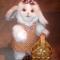 Купить Зайченок Милашка, Друзья Тедди, Мишки Тедди, Куклы и игрушки ручной работы. Мастер Надежда Федорова (lisichka) .
